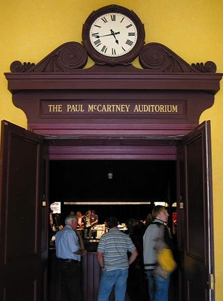 LIPA McCartney Auditorium