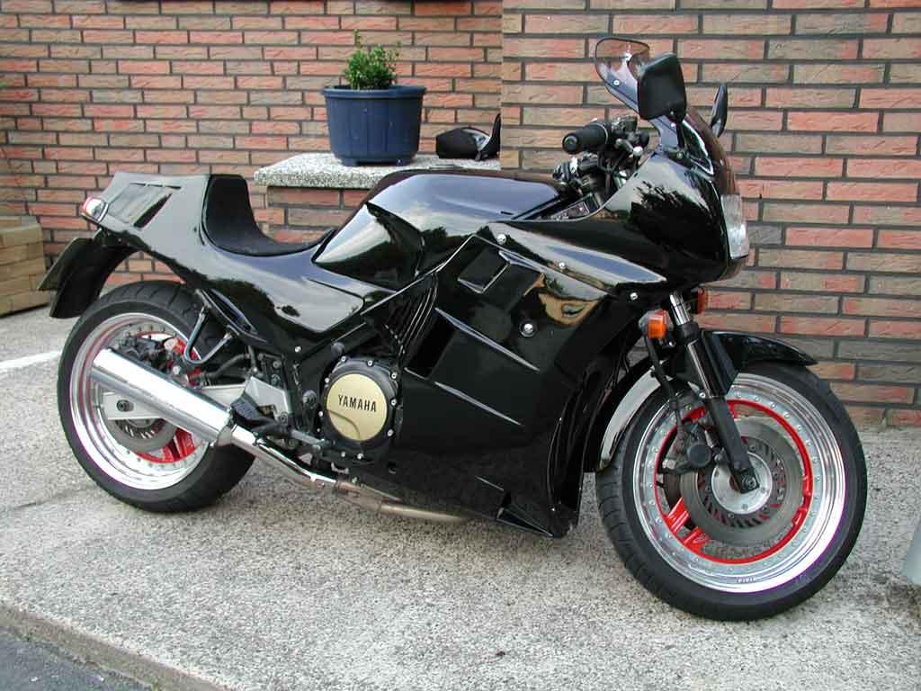About Yamaha Fz