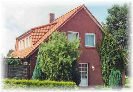 Ferienhaus  in Esens an der Nordsee Ostfriesland