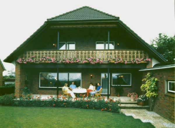 Pension in Carolinensiel an der Nordsee Doppelzimmer mit Frühstück